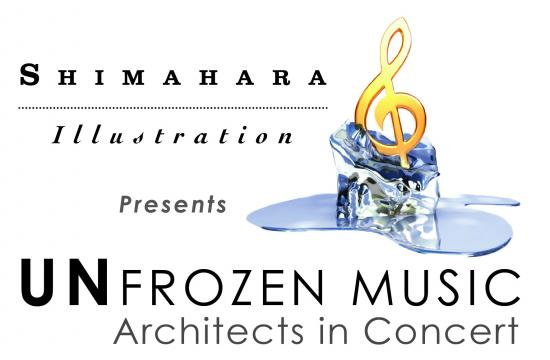 Unfrozen Music is calling for architects who are musicians to perform at a concert in October.