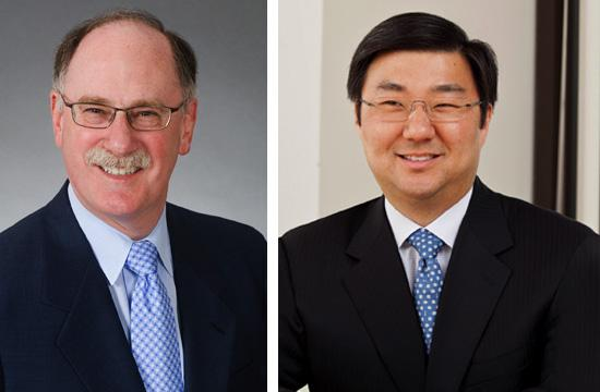 Marc Hayutin and Eugene Ohr have been appointed to the Los Angeles Chamber Orchestra Board of Directors.