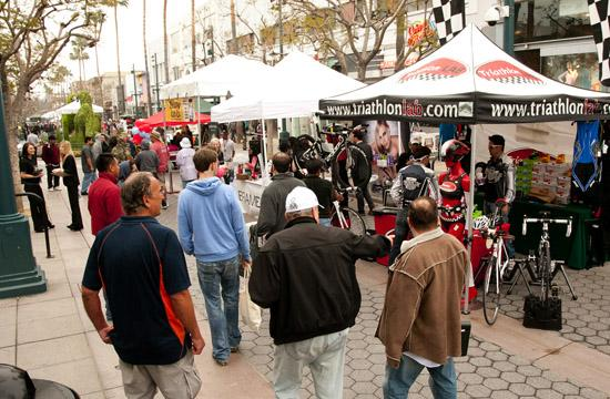 The Santa Monica Chamber of Commerce will hold its annual 'Buy Local Expo' on Saturday