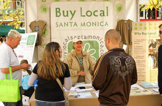 The Santa Monica Chamber of Commerce will hold its annual 'Buy Local Expo' on Sept. 21.