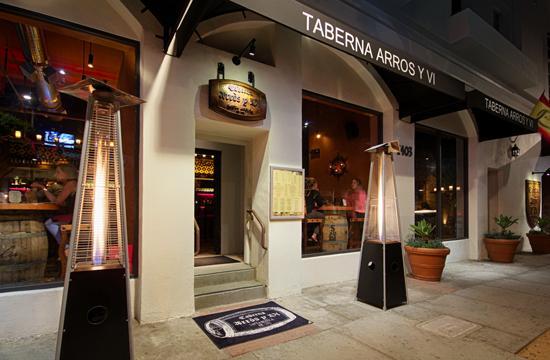 Taberna Arros y Vi serves up an eclectic Spanish menu at 1403 2nd Street in Santa Monica.