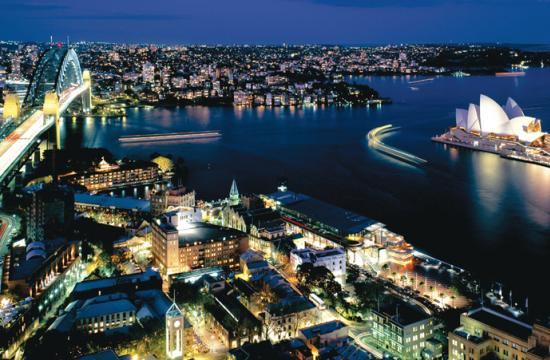 Sydney has some of the world's top restaurants located in and around the picturesque harbor.