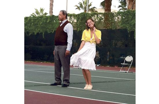 """Head on down to the main tennis court at Reed Memorial Park for performances of """"Twelfth Night"""" and """"The Taming of the Shrew"""" through the end of this month."""