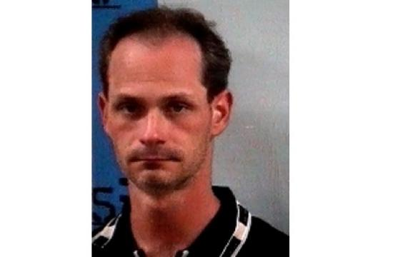 Suspect Nathan Louis Campbell.