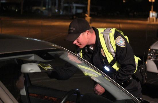 The Santa Monica Police Department will conduct a DUI/Driver's License Checkpoint next Friday