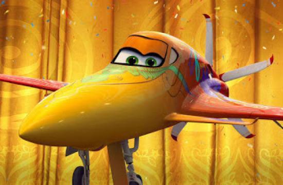 Priyanka Chopra voices Ishani in the Disney film 'Planes.'