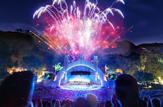 This weekend's Tchaikovsky Spectacular at the Hollywood Bowl will feature fireworks and three of California's top-ranked Drum Corps.