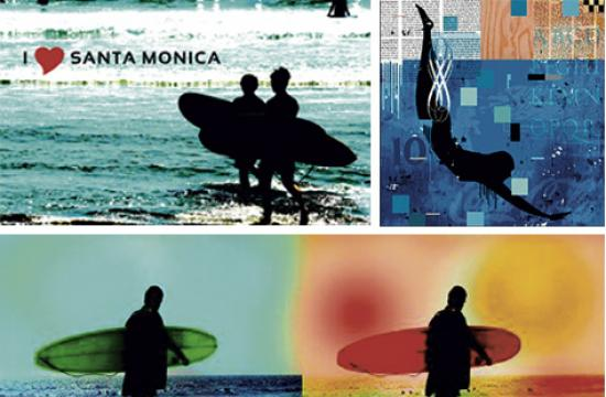"""Jeanie Madsen Gallery presents the exhibit """"I Love Santa Monica"""" through Sept. 17. Among the works"""