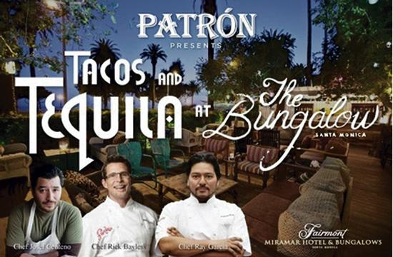 The Bungalow will host the event ''Tacos and Tequila' this Friday from 3-5 pm.