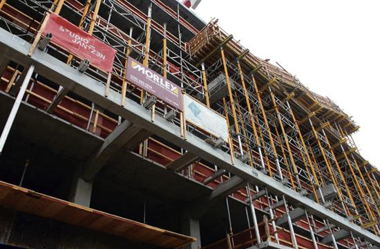 Parking Structure 6 at 1432 2nd Street is expected to open in mid-December 2013 with space for 730 vehicles.