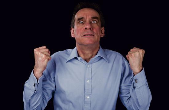Male menopause involves hormonal