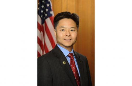 State Senator Ted W. Lieu.