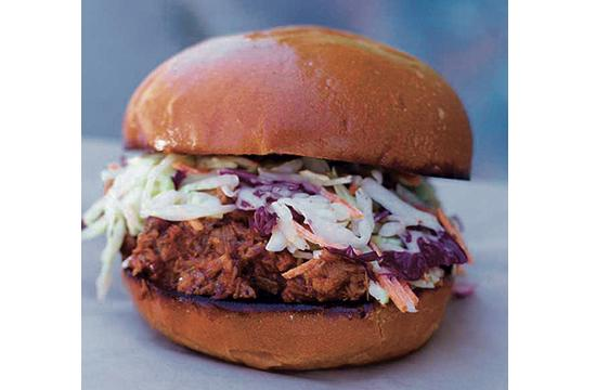 Pork Belly's Sandwich Shop serves up fare including The Chop.