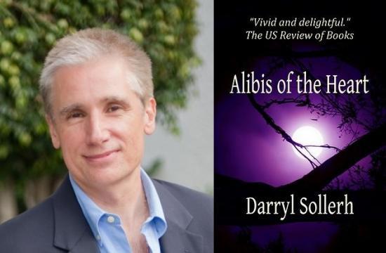 "Santa Monica writer Darryl Sollerh debuts his latest novella entitled ""Alibis of the Heart."""