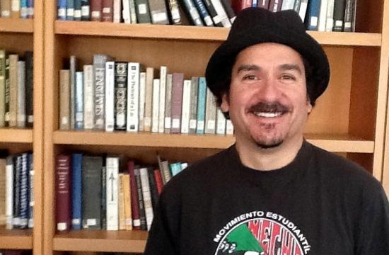 Elias Serna has won the National Collegiate Book Collecting Contest for his collection of rare books