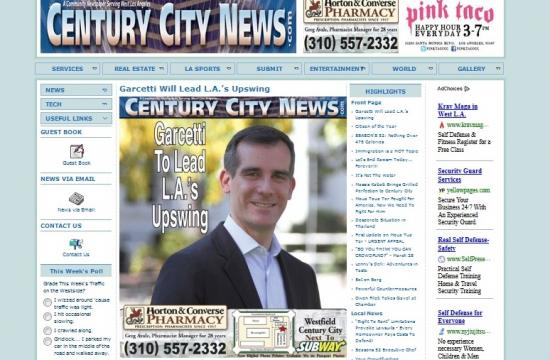 Mirror Media Group has acquired Century City News