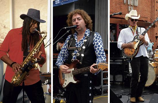 Main Street's annual Endless Summer SOULstice Festival featured a handful of tribute bands.