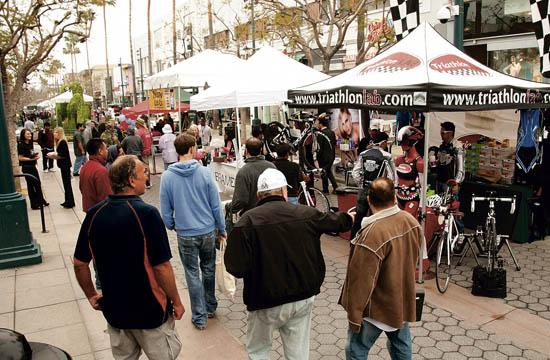 The annual Buy Local Expo returns to the Third Street Promenade on Thursday