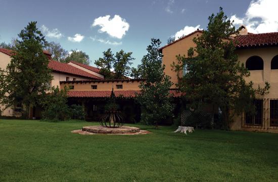 La Posada Hotel in Winslow
