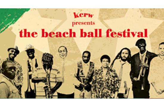 The Beach Ball Festival will be held Saturday and Sunday from 3 pm at the Santa Monica Pier.