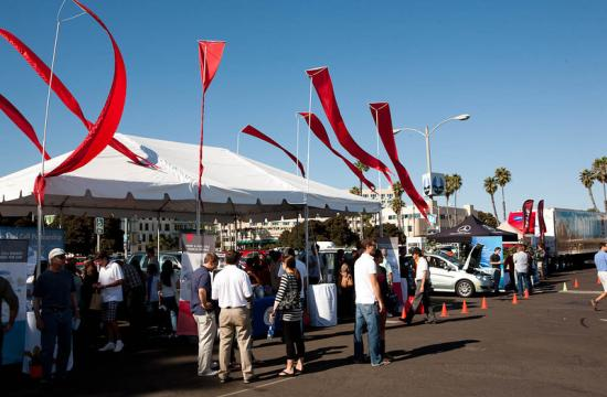 The AltCar Expo is a free two-day alternative energy and transportation expo in Santa Monica Sept. 20-21.