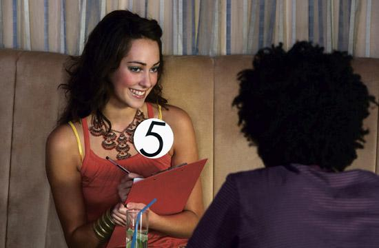Speed dating is a formalized matchmaking process or dating system whose purpose is to encourage people to meet a large number of new people.