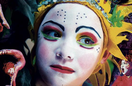 Santa Monica's Morgan-Wixson Theatre presents 'Le PeTiT CiRqUe' through Oct. 20.