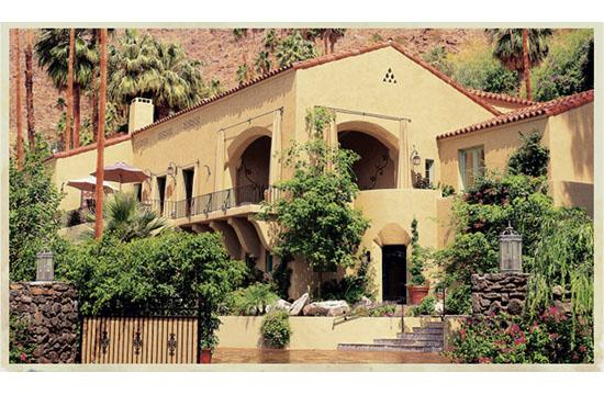 The Willows Historic Palm Springs Inn is open to guests September through May