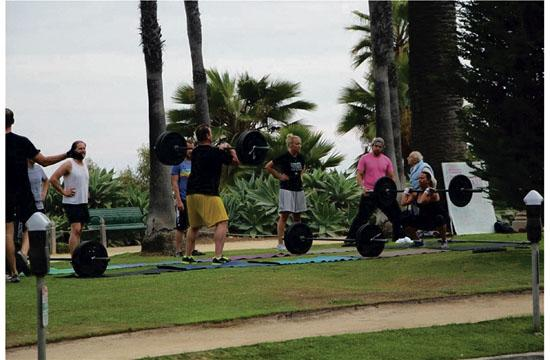 The Santa Monica City Council voted to introduce a one-year pilot program for commercial fitness operators who use the City's parks to conduct their training sessions.