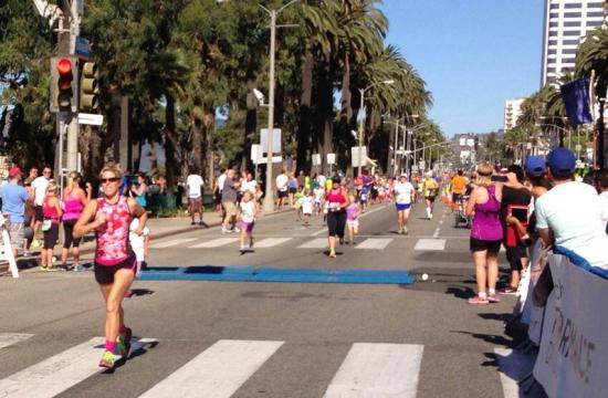 The Santa Monica 5000 raised more than $90