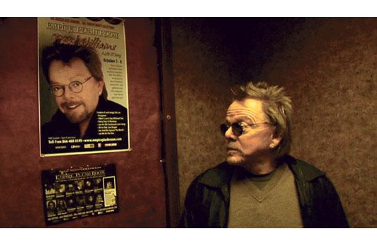 """A production shot from the documentary """"Paul Williams Still Alive"""" showing on Monday"""