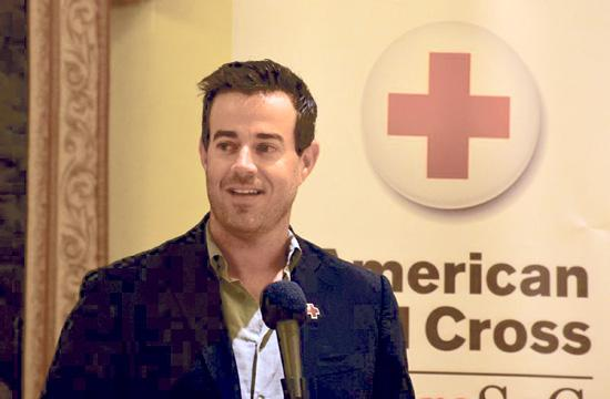 "Join TV and radio personality Carson Daly and the American Red Cross of Santa Monica for the ""Prepare or Beware Halloween Youth Run and Preparedness Fair."""