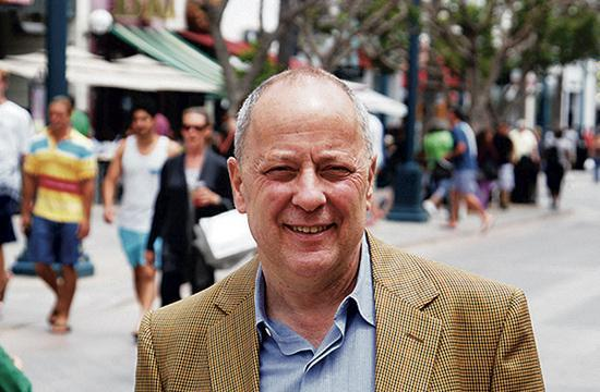 Frank Gruber.
