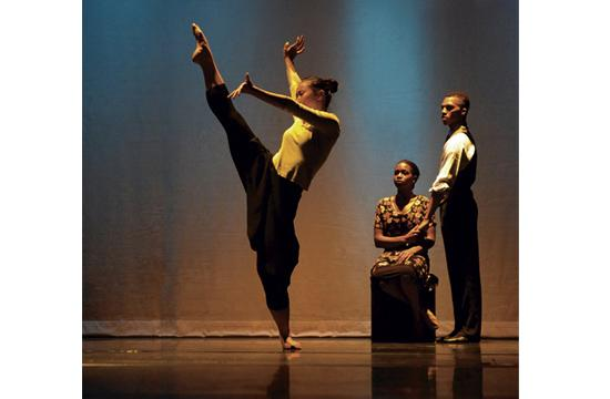 Synapse Dance Theater will present three performances at The Broad Stage this weekend.