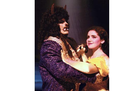 "Santa Monica's Morgan-Wixson Theatre Youth Education/Entertainment Series presents Disney's ""Beauty and the Beast Jr."" through Dec. 14."