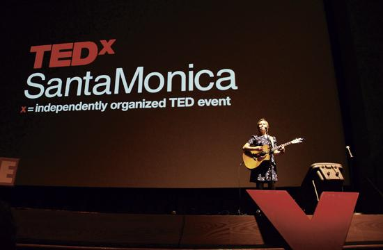 TEDxYouth@SantaMonica partners with Santa Monica High School to curate a TED-like experience for the high school students of the City of Santa Monica and surrounding community.