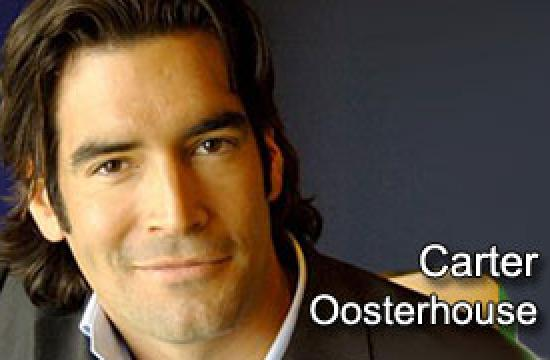 HGTV's star builder Carter Oosterhouse.