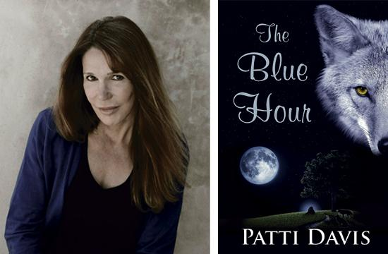 """Patti Davis' novel """"The Blue Hour"""" is a ghost story that appeals to young adults."""