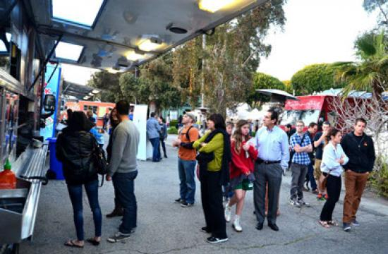 Food Truck Tuesdays will continue at the California Heritage Museum for another three years after a City Council decision on Tuesday night.
