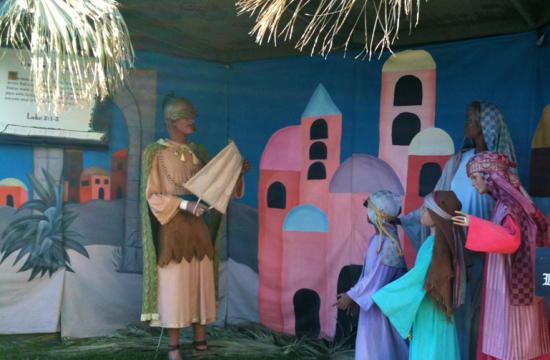 The 60th anniversary display of the Santa Monica Nativity Scenes will start Sunday