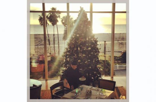 Enjoy 'Wrappy Hour' at Loews Santa Monica Beach Hotel from 3-5 pm on Saturday