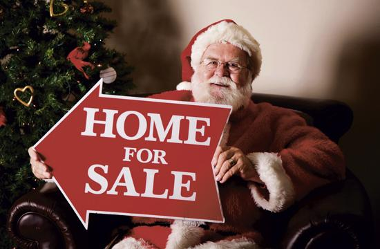 There are a number of reasons and advantages to putting it on the market during the end of year/winter season.