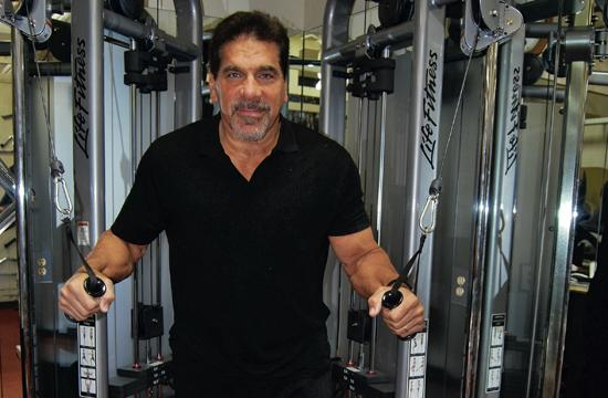 Lou Ferrigno launched a 12-week fitness program in June to help people strike a balance between health and wellbeing.