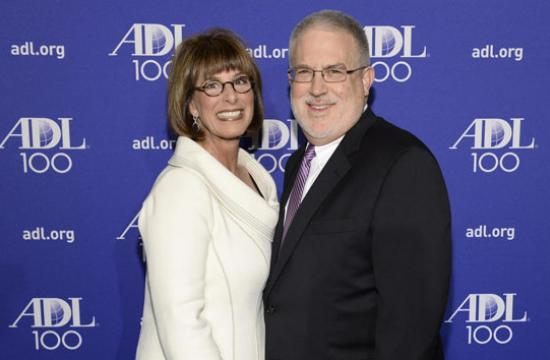 Santa Monica residents Barbara and Thomas Leanse were recently honored by the Anti-Defamation League.