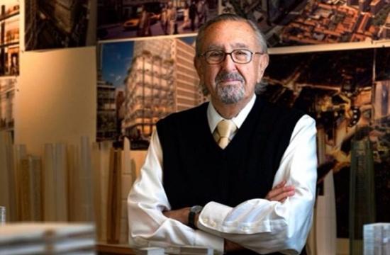 Internationally renowned Pelli Clarke Pelli Architects will design the new Miramar Hotel. Pictured is César Pelli.