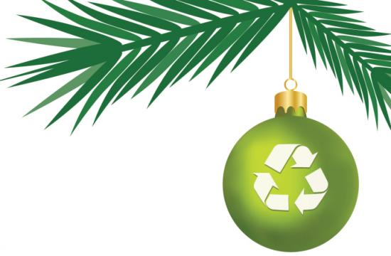 Santa Monica residents can take advantage of the City's free Christmas Tree Recycling Service.