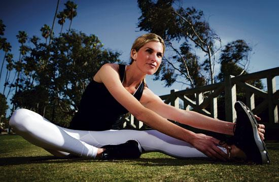 Start the New Year exercising and eating healthy to get the most out of 2014.
