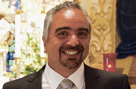 Santa Monica community activist Armen Melkonians.