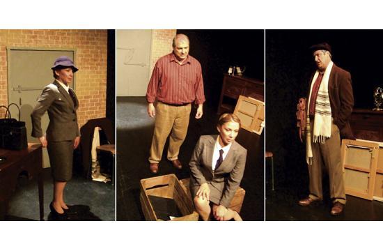 """A Picasso"" will run at The Promenade Playhouse through Feb. 15."