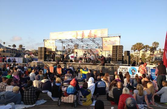 The format of the 2014 Twilight Concert Series will be changed to reduce the size of crowds.